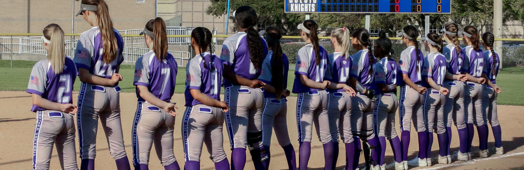 Ridge Point Softball