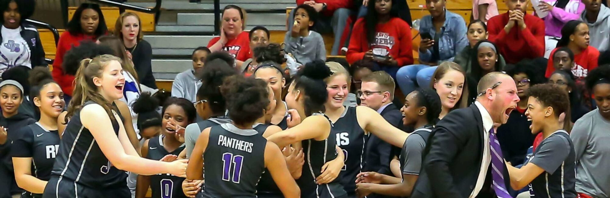 ridge point girls basketball
