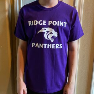 Panther Purple t-shirt