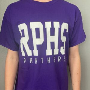 Purple RPHS T-shirt