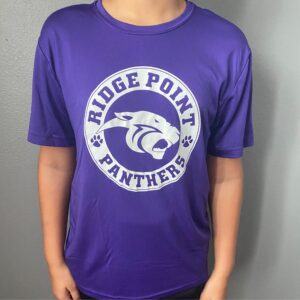 Youth Purple Drifit
